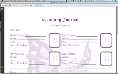SpinningJournalShot